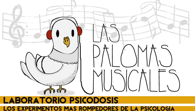 palomas musicales